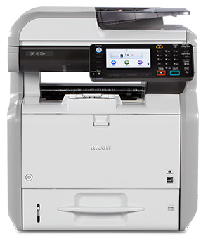 ricoh aficio mp 301 manual
