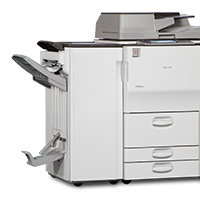Ricoh Aficio MP 6002SP Printer PostScript3 XP