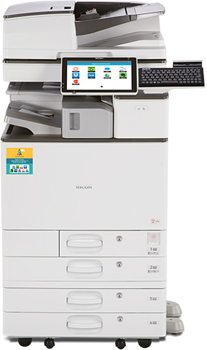 Ricoh MP C3004SP TE/MP C3504SP TE Education Model