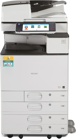 Ricoh MP C4503SP TE/MP C5503SP TE/MP C6003SP TE Education Model