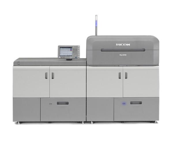 Ricoh Pro 8100S Printer PCL6 Driver for PC