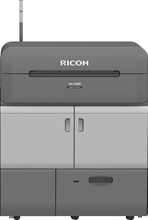 Ricoh Pro C9200 / C9210 Graphic Arts Edition